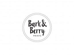 Bark & Berry Prints logo