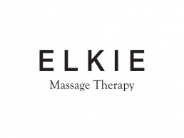 elkie massage therapy logo