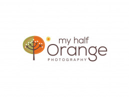 my half orange logo